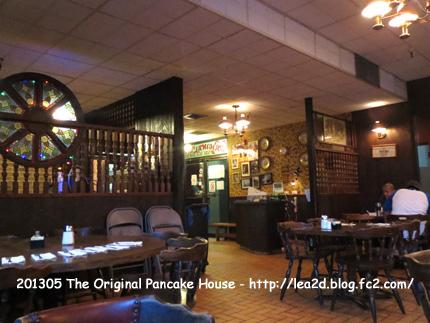 2013年5月 he Original Pancake House