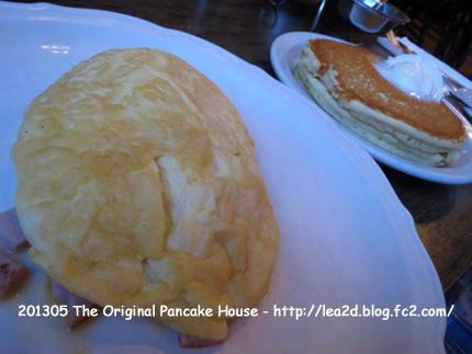 2013年5月 he Original Pancake House - Omelettes