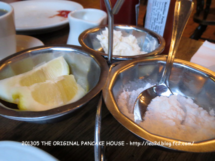 2013年5月 The Original Pancake House - Dutch Baby
