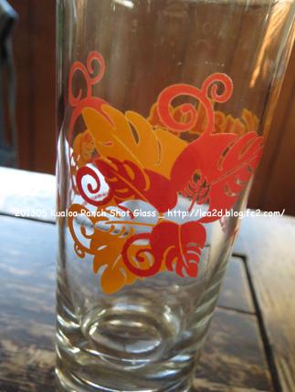 2013年5月 Kualoa Ranch Hawaii goods - Shot Glass