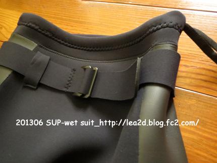 2013年5月 SUP-wet suit_VIXEN ROSE