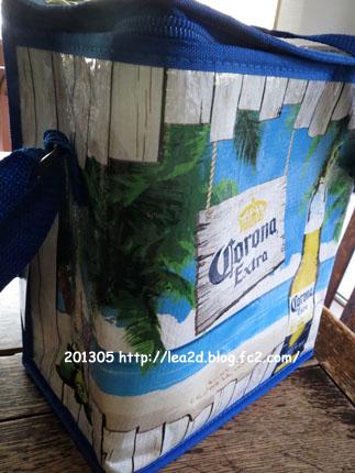 2013年6月 コロナビール 保冷バッグ
