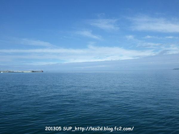 2013年6月 大好きないつもの海でSUP