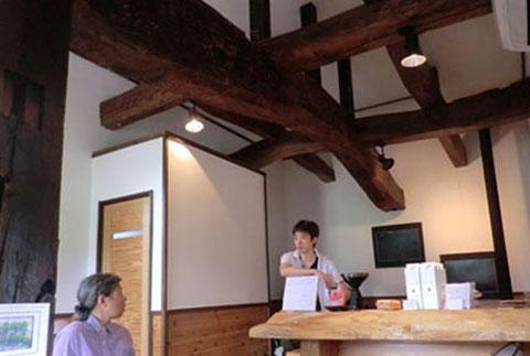 2013-7-7男鹿のコーヒー屋さん⑦
