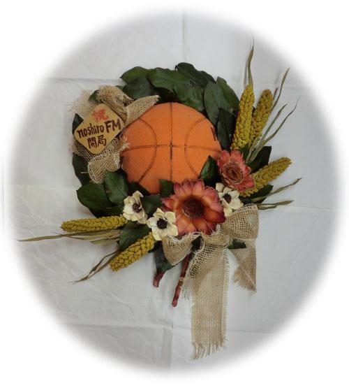 2013-7-19オーダーアレンジバスケットボールのリース集中