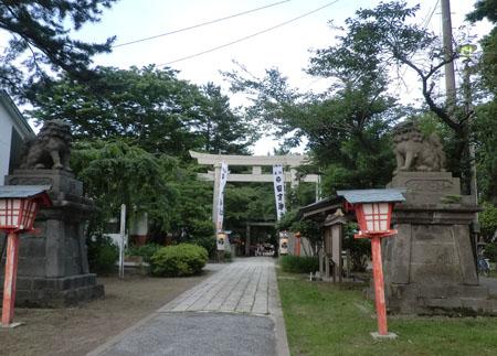 2013-7-27日吉神社