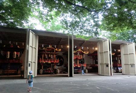 2013-7-27日吉神社②