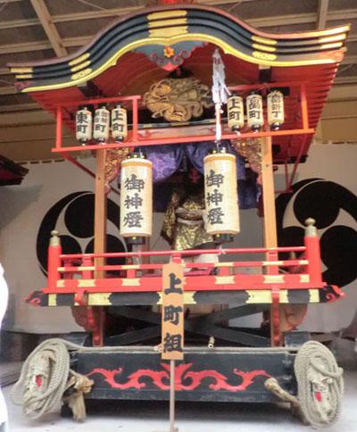 2013-7-27日吉神社上町組