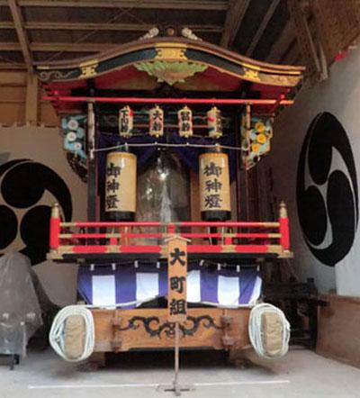 2013-7-27日吉神社大町組