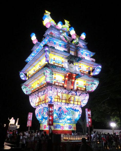 2013-8-5夏祭り②