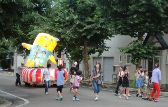 2013-8-5夏祭り①