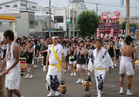 2013-8-7役七夕②