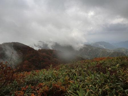 2013-10-13二ツ森登山④