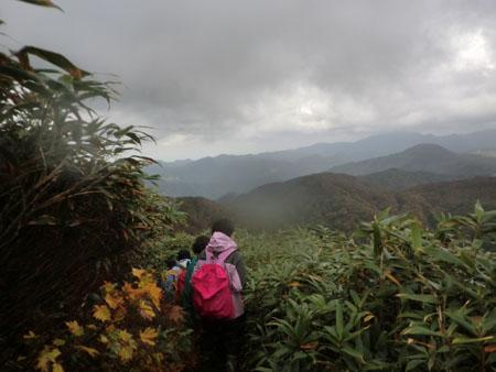 2013-10-13二ツ森登山⑥