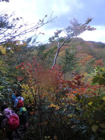 2013-10-13二ツ森登山⑧