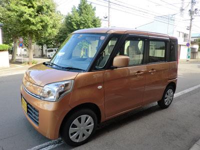 2013-10-23新車到着②