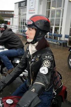 Hiroko at Ace 2004