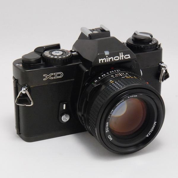 ミノルタ XD(BK)+NMD50/1.4_694879a