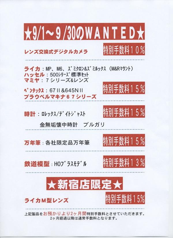 2013年9月委託WANTED商品はこちら_130823a