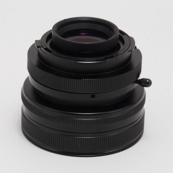 MS-OP SONNETAR50/1.1(Mマウント)ブラック_130826b