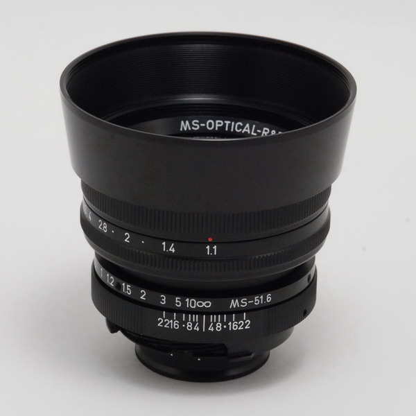 MS-OP SONNETAR50/1.1(Mマウント)ブラック_130826c