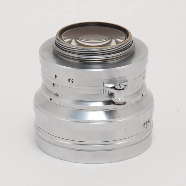 ズノー光学(旧帝国光学) ズノーL5cm/1.1_708217b