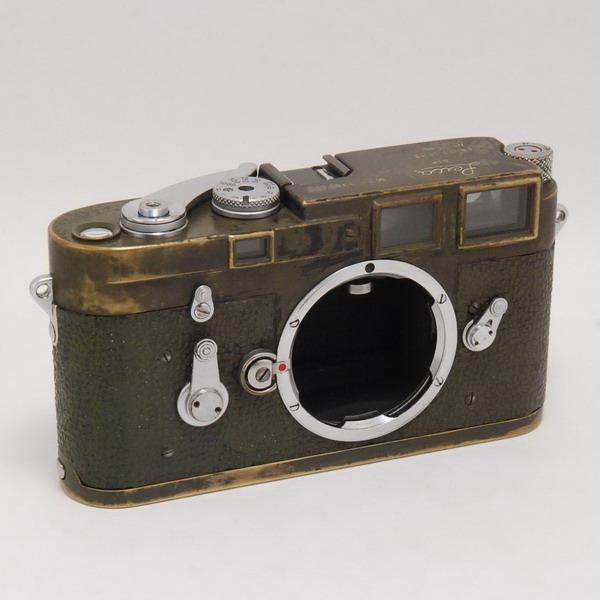 ライカ M3(SS)軍用オリーブ_712054a