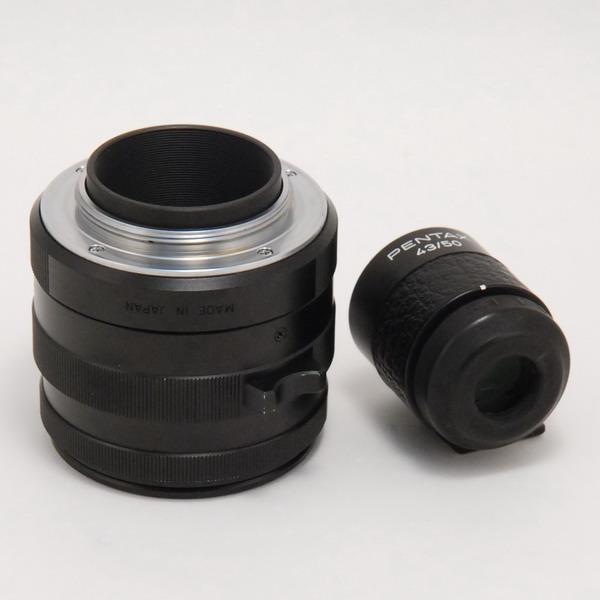 ペンタックス L43/1.9 Special(BK)+ファインダー_712184b