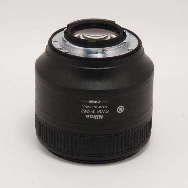 ニコン AF-S85/1.8G_714300b