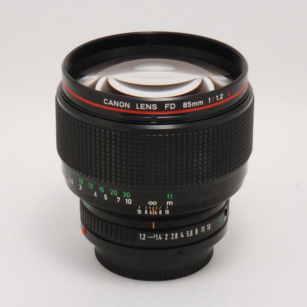 キヤノン New FD85/1.2L_711033a