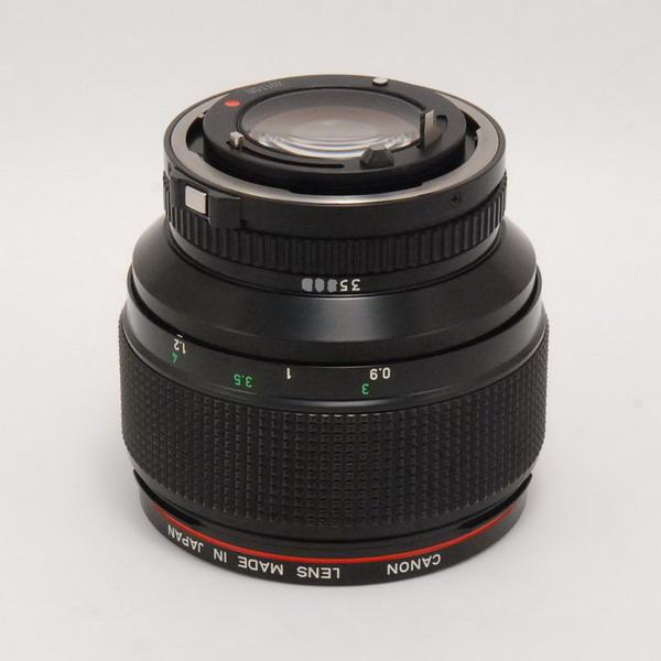 キヤノン New FD85/1.2L_711033b