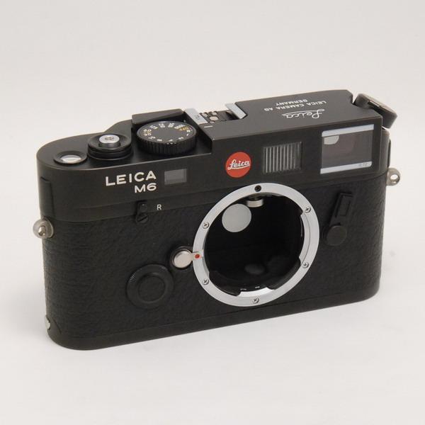 ライカ M6TTL0.72(BK)JAPAN_716199a