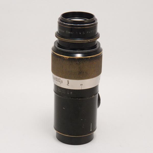 ライカ エルマーL135/4.5 最初期型_720936a