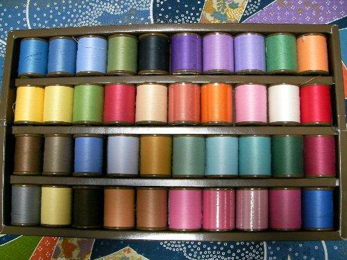 ミシン刺繍糸⑥