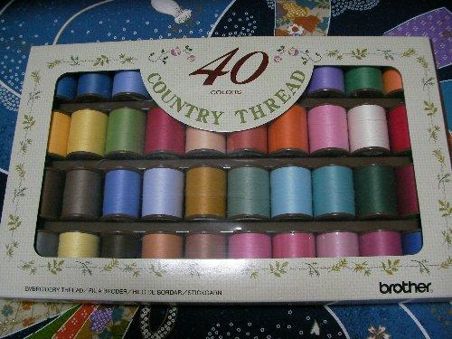 ミシン刺繍糸⑤