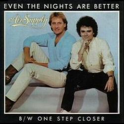 Air Supply - Even the nights are better1