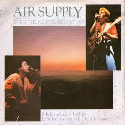 Air Supply - Even the nights are better2