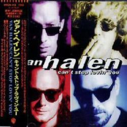 Van Halen - Cant Stop Lovin You1