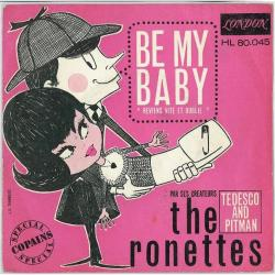 Ronettes - Be My Baby1
