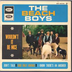 Beach Boys - Wouldnt It Be Nice1
