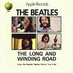 Beatles - The Long And Winding Road2