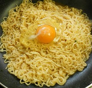 鯨井風汁なし麺6