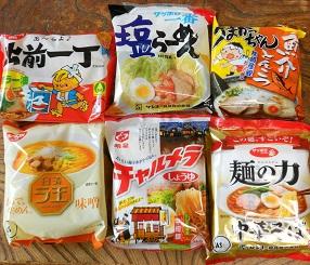 鯨井風汁なし麺10