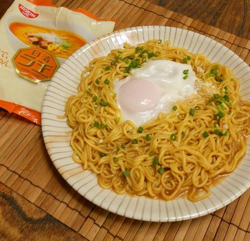 鯨井風汁なし麺16