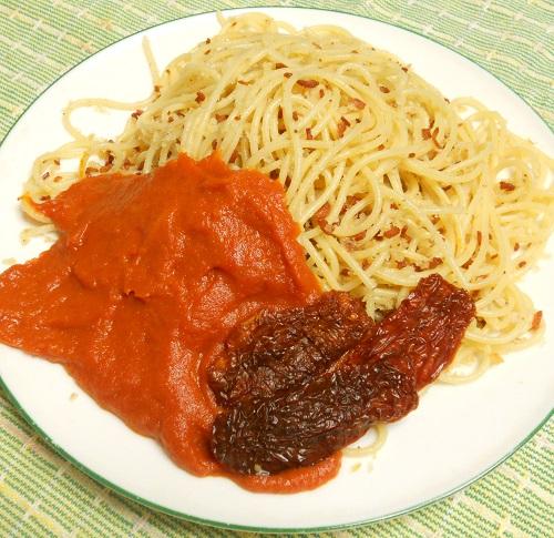 この世で最も濃厚なトマト・スパゲティ16