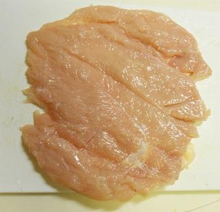 三種の菜肉包みチャーハン3