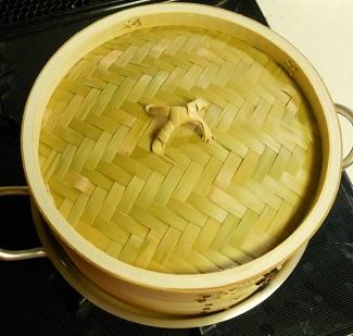 三種の菜肉包みチャーハン19