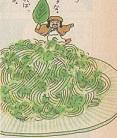 青ジソスパゲティ図