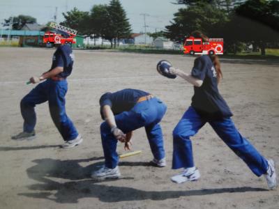 親善スポーツ大会2013②