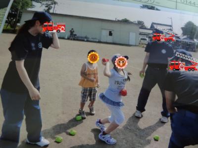 親善スポーツ大会2013③